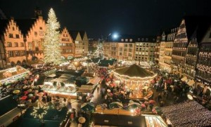 Christmas Market - Montpellier - South Of France | French American ...
