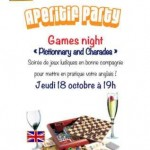 Aperitif Party Montpellier
