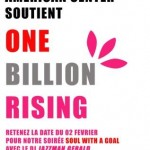 1 billion rising Montpellier