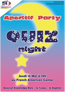 Quiznight Anglais Montpellier