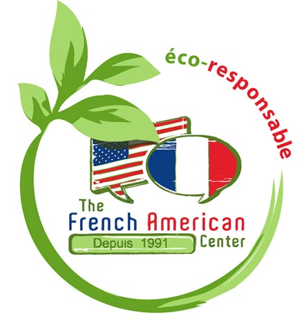 Le French American Center est éco-responsable